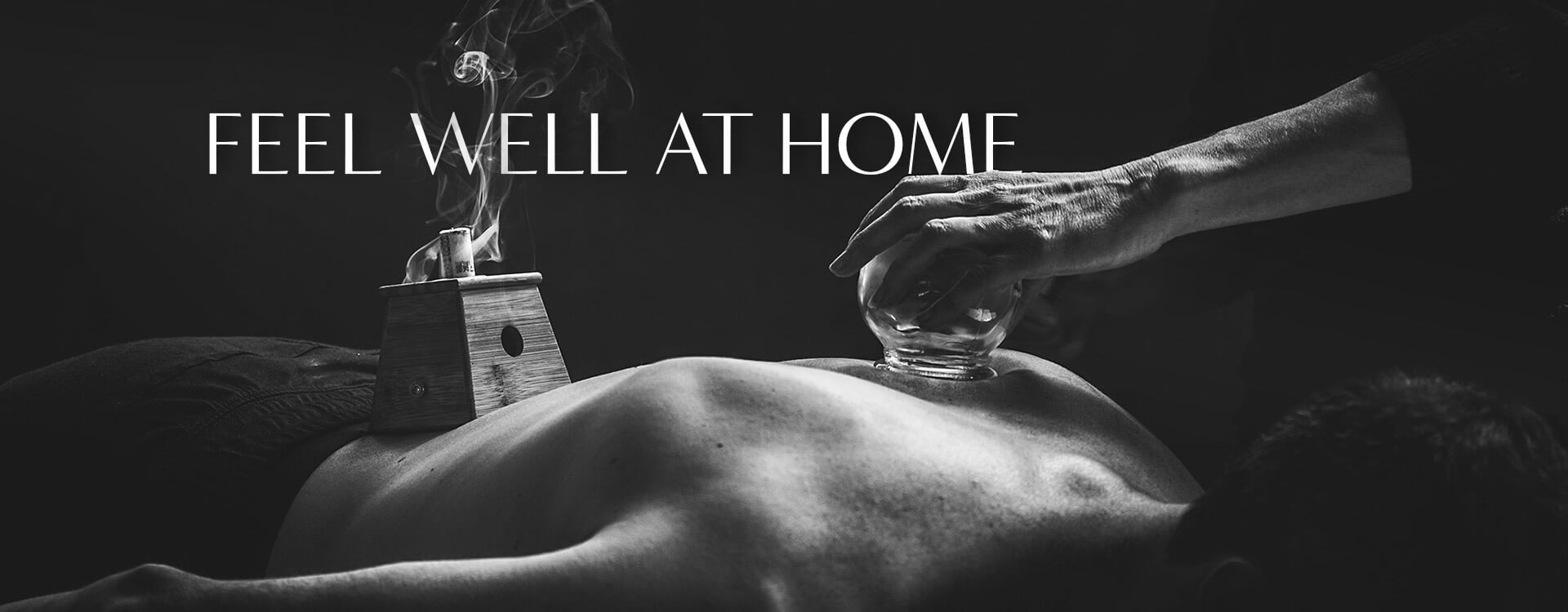 fell well at home