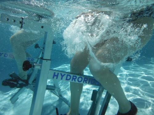 Coaching sportif ou aquabike pour lutter contre la cellulite